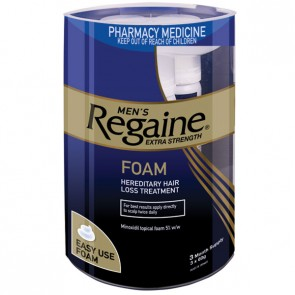 Regaine Men Foam 3 Month