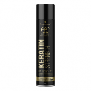 Schwarzkopf Extra Care Keratin Strength Hairspray 250g