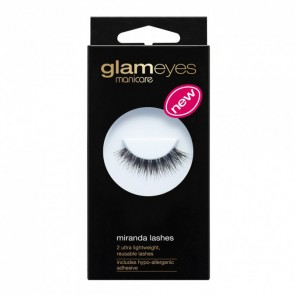 Manicare Glam Eyes Miranda False Eyelashes