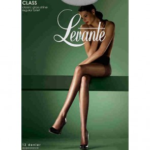 Levante Class Gloss Shine Sheer 12 Denier Pantyhose