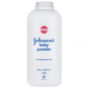 Johnson & Johnson Baby Powder 400g