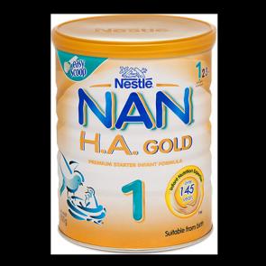 Nestle NAN Baby Formula H.A. Gold Step 1