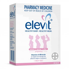 Elevit Pregnancy Multi-Vitamin 100 Tablets