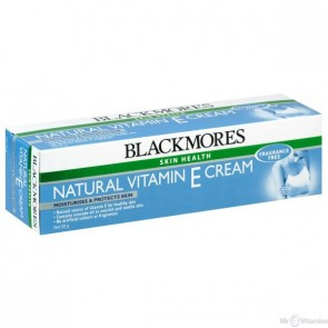 Blackmores Natural Vit E Cream 50g