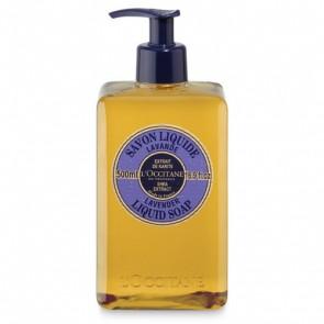 L'Occitane Shea Liquid Soap Lavender 500ml