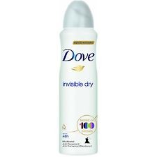 Dove Invisible Dry 48 Hour Antiperspirant Deodorant Spray 169ml