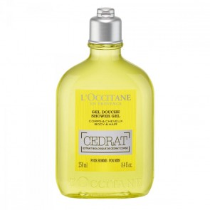 L'Occitane Cedrat Shower Gel 250ml