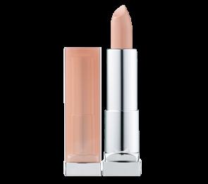 Maybelline Colour Sensational Stripped Nudes Lipcolour