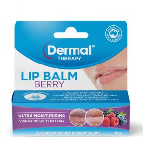 Dermal Therapy Berry Lip Balm