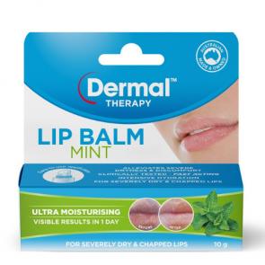 Dermal Therapy Mint Lip Balm