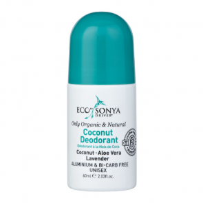 Eco by Sonya Coconut Deodorant 60ml