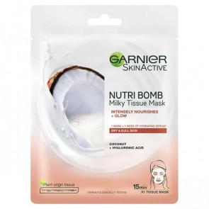 Garnier Nutri Bomb Milky Tissue Mask for Dry & Dull Skin