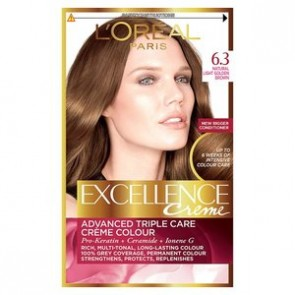 L'Oreal Excell 6.3 Light Golden Brown