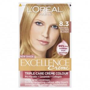 L'Oreal Excell 8.3 Gold Blonde