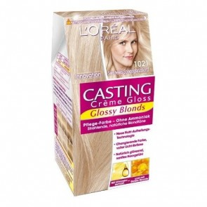 L'Oreal Casting Creme Gloss 1021 Pearl Blonde