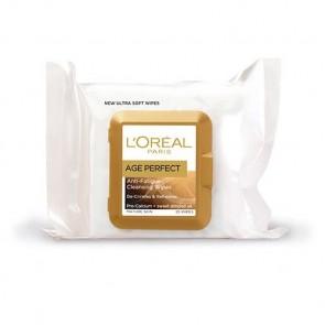 L'Oréal Paris Age Perfect Cleansing Wipes 25