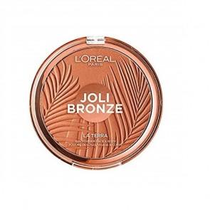 L'Oreal Joli Bronze La Terra Sun Powder for Face & Body