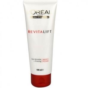 L'Oreal Revitalift Milky Cleansing Foam 100ml