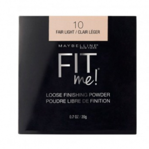 Maybelline Fit Me Loose Finishing Powder 10 Fair/Light
