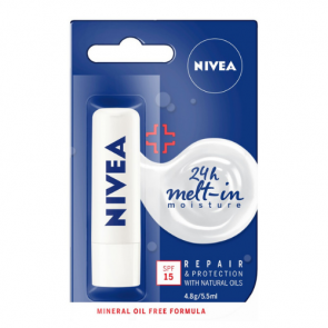 Nivea Repair & Protection SPF 15+ Lip Balm