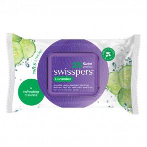 Swisspers Cucumber Facial Wipes