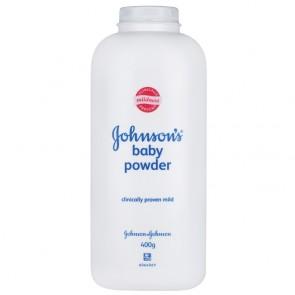 Johnson & Johnson Baby Powder 400g