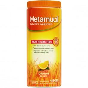 Metamucil Smooth Powder Orange 48 doses